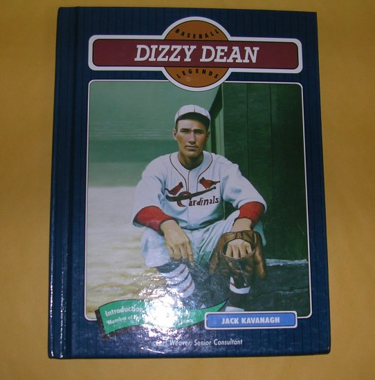 Dizzy Dean  Baseball Legends for Young Readers