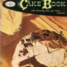 Good Housekeeping's Cake Book - 1958 paperback edition