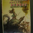 The Dragon & The George by Gordon Dickson 1976 BOMC Edition
