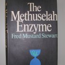 The Methuselah Enzyme by Fred Mustard Stewart 1970 Hardback BOMC