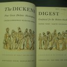 The Dickens Digest by Charles Dickens, 4 Great Masterpieces Condensed