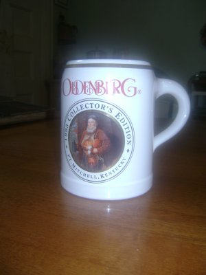 Oldenberg Beer Mug, Ft. Mitchell KY 1993 Collector's Edition