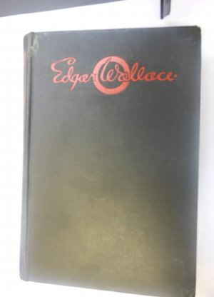 The Fourth Plague by Edgar Wallace, 1930 Crime Club edition