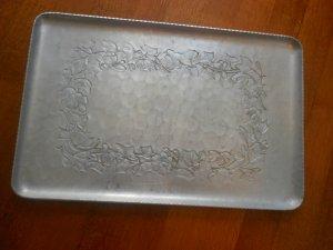 Vintage Everlast Aluminum Hand Forged Tray