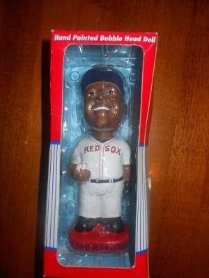 Hall of Famer Pedro Martinez Bobblehead Boston Red Sox
