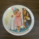 Knowles Csatari Grandparent Plate 1987 The Sneak Preview