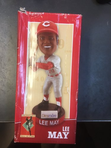 Cincinnati Reds Lee May Bobblehead