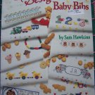 21 Rita Weiss Designer Baby Bibs Cross Stitch Patterns Book