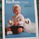 38 Infants Boys Girls Vintage Knitting Crochet Patterns Book Kleiner 100