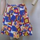 Raggedy Ann Vintage Wrap Skirt Apron Bobbs Merrill Cotton Fabric Hearts Flowers