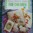 Cross Stitch Patterns Book Gifts For Children