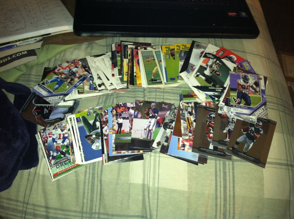 10 amazing football cards for Michaels craft store utah