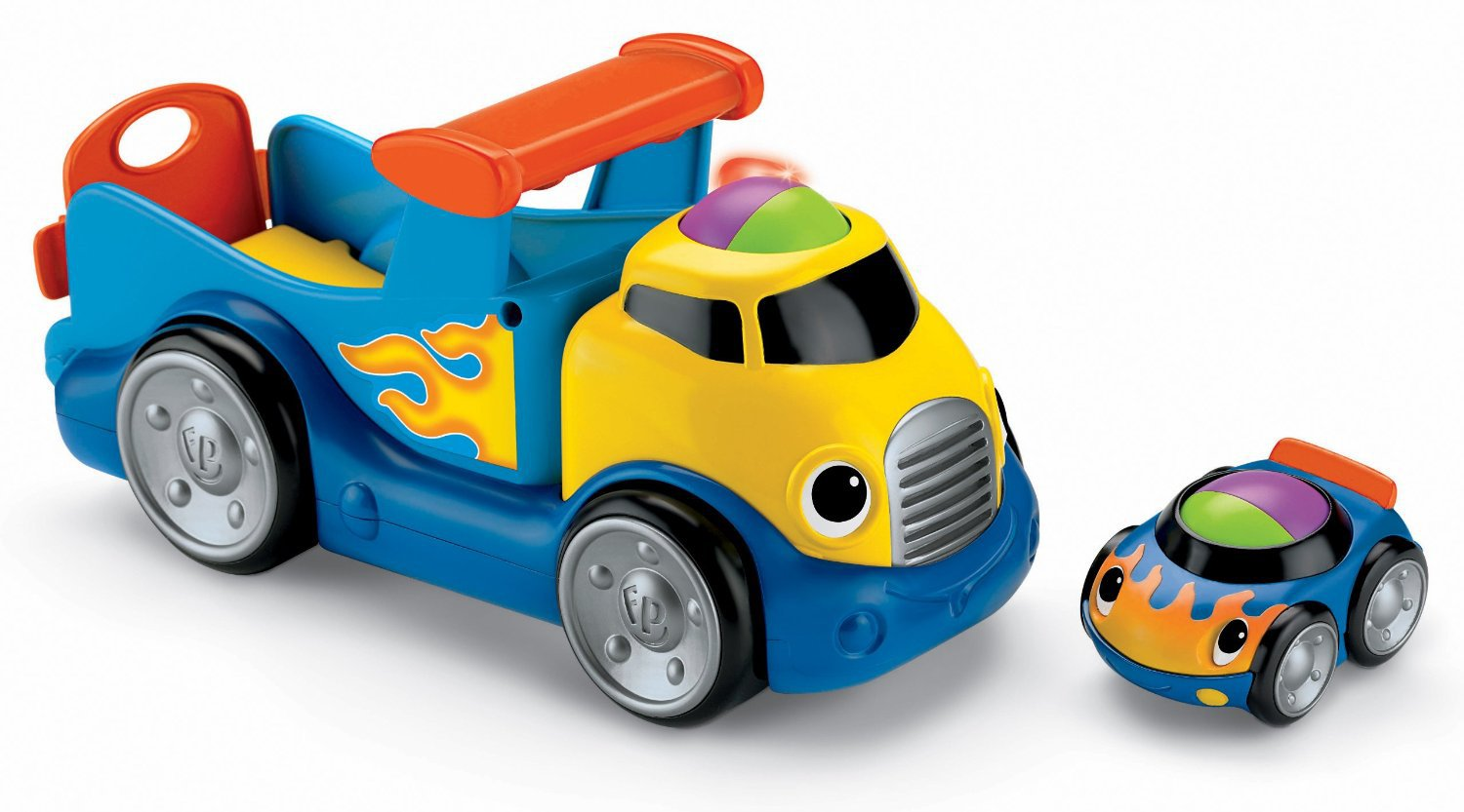 Lil zoomers rockin roll truck for Fisher price fish bowl
