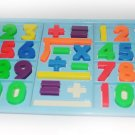 FISHER PRICE VINTAGE Letters and Numbers for counting EXTREMELY RARE