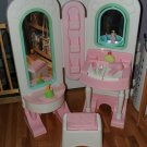 Fisher Price Vintage Vanity Beauty Salon