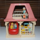 Little Tikes Vintage Grandma's Dollhouse