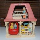 Little Tikes Vintage Grandma's Dollhouse