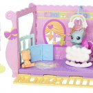 My Little Pony newborn cuties little Rainbow Dash's Playroom Playset