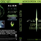 Alien Complete Collection. 12 DVD box set. Used.