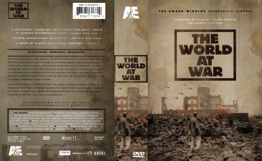 World at War - 26 Episode Series Collection - 11 DVDs