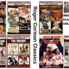 Roger Corman Sexploitation Classics Collection: 12 disc DVD set.