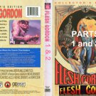 Flesh Gordon & Cosmic Cheerleaders. 2 DVD set. Used.