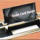 Business Card and Pen Holder Set with Letter Opener