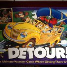 Detour vintage hard to find board game