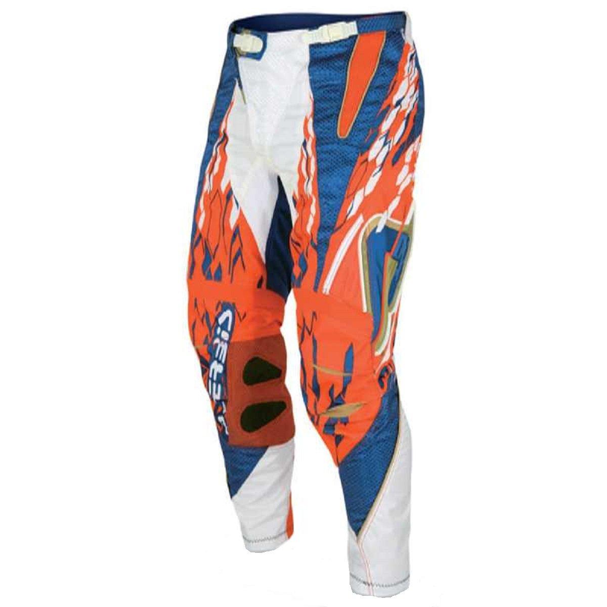 Men's Acerbis Wave Patriot Motocross Pants Size 28 Mx Gear
