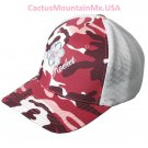 Joe Rocket Ladies Pink Camo Flower Power Ball Cap Street Bike