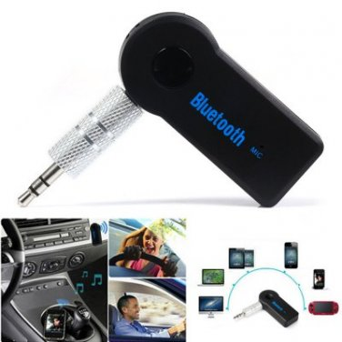 Car Audio Music Receiver with Handsfree Bluetooth 3.0