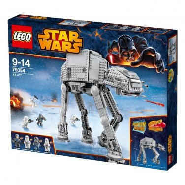 LEGO Star Wars AT-AT (75054) BUILDING TOY NEW SEALED