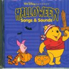 CD - Halloween Songs & Sounds