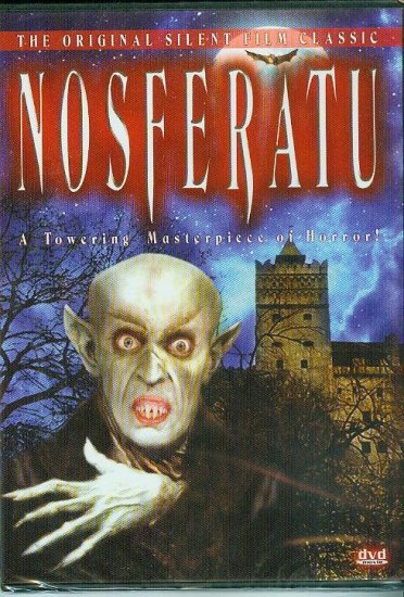 DVD - Nosferatu - The Original Silent Film Classic