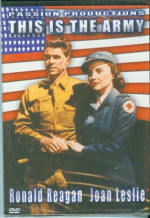 DVD - This is the Army - Music, Romance and a Future President