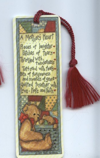 A Mother's Heart Bookmark