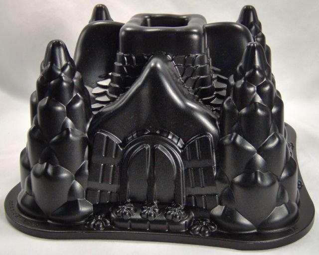 Nordic Ware Fairytale Cottage Bundt Cake Pan