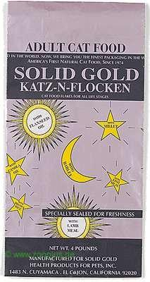 Solid Gold - Katz-n-Flocken 4lbs