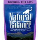 Natural Balance - Venison & Green Pea Cat Food