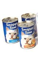 Snappy Tom - Tuna with Chicken in Prawn Jelly