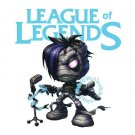 League of legends Iron heat press vinyl