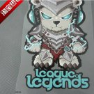 league of legends heat press on clothes sticker