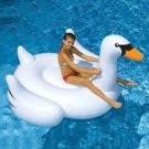 Swan Inflatable Float