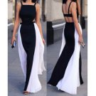 Long designer looking dress