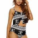Black and White Swimsuite