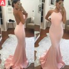 Lovely Peach Prom Dress
