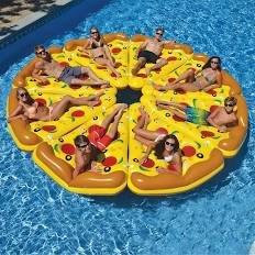 Swimline Pizza Pool Slice