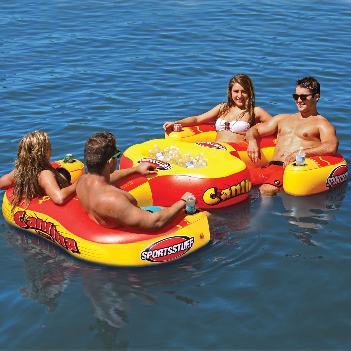 Swimlune floating love Lounge