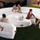 Lounge  Float  Seats 8 People