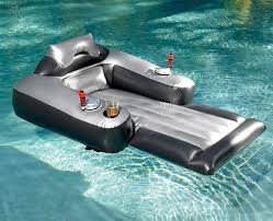 Single Lounge Float